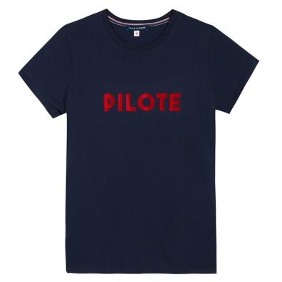 La jeanne f MARINE PILOTE - Tshirt MARINE PILOTE
