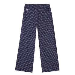 La nellie MARINE PROVENSLIP - Bas pyjama MARINE PROVENSLIP