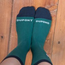 Les lucas Dupond - Tannengrüne Socken