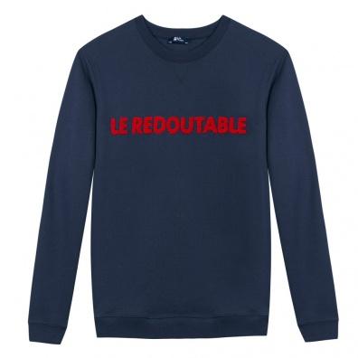 Le Redoutable - Marineblau Sweatshirt
