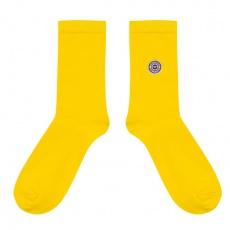 Les Lucas - Gelbe Strümpfe