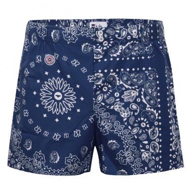 Le Bandana Bleu - Boxershorts mit Bandana-Motiv
