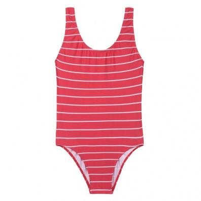 Rot Einteiliger Badeanzug