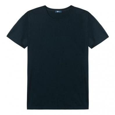 Le Bradley - Schwarzes T-Shirt