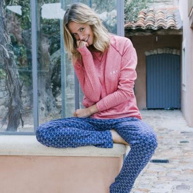 Le Toudou - Bas de pyjama Le Slalom
