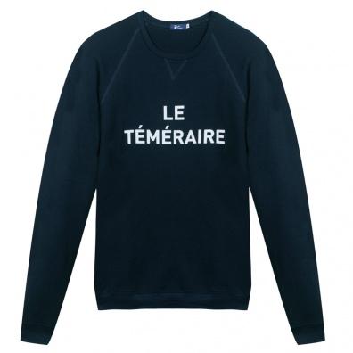 L'Iraty - Blaues Sweatshirt