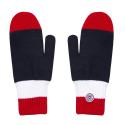 Le Saisonnier - Blau-Weiß-Rote Handschuhe