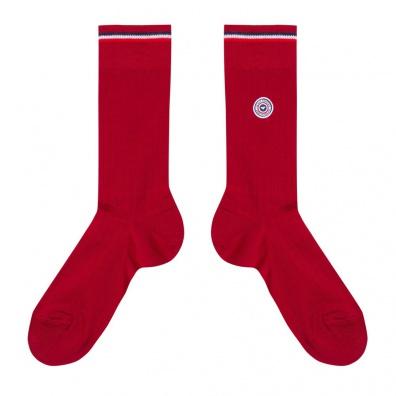 La fil d'Ecosse - chaussettes rouges