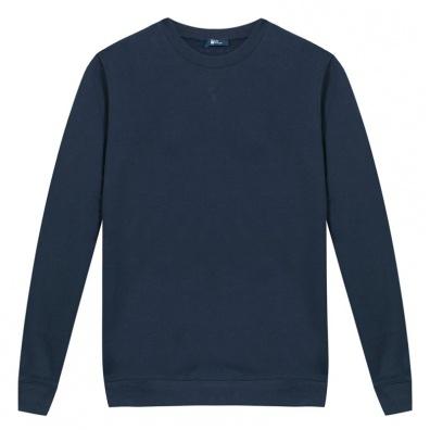 Marineblaues Sweatshirt