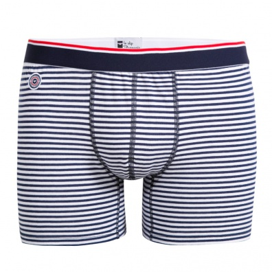 Le marinière long - Trunkshorts (lang)