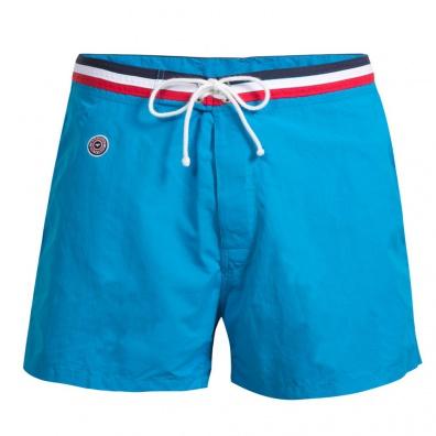 Le Capitaine - Short de bain bleu