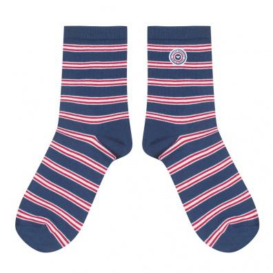 Les Aqua - mid high socks