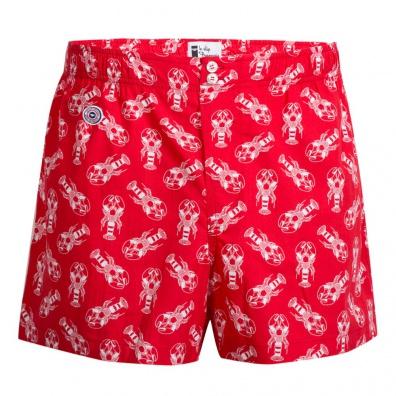 Le Homard - Red boxershort