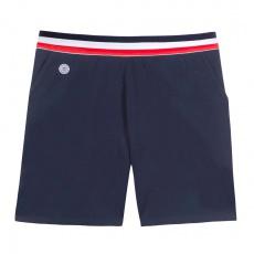 Le Zouzou - Dunkelblaue Shorts