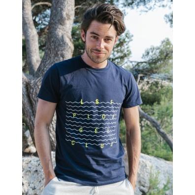 Le Jean F - T-shirt imprimé