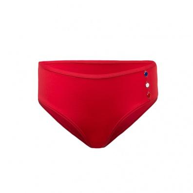 Le Tribord - Rote Bikinihose