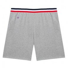 Le Zouzou gris chiné - Grau melierte Shorts