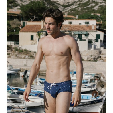 Le Calypso Drapeaux - Sport swim brief