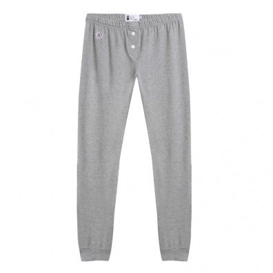 Le Loulou - Grey pyjama bottom
