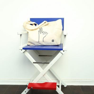 Le Tote Homard - Printed tote bag