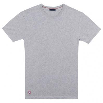 Le Clint - Graumeliertes T-Shirt
