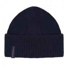 Le Germain - Blau Wolle Kappe