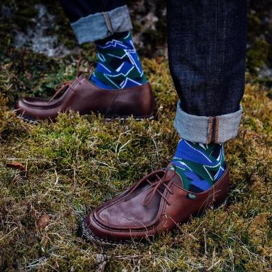 Les Lucas Tarnung - Tarnung Socken