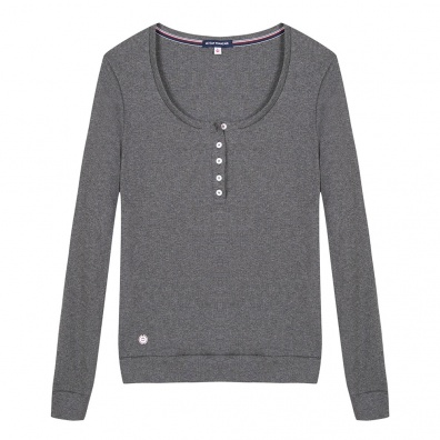 La Odile - Grey T-shirt